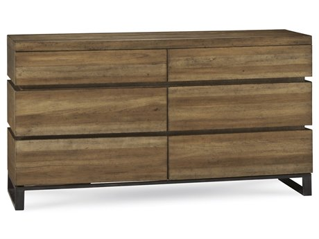 A.R.T. Furniture Epicenters Reclaimed Pallet Double Dresser