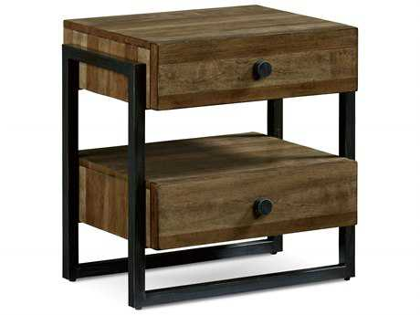 ART Furniture Epicenters Reclaimed Pallet 20''W x 24''D Rectangular Nightstand