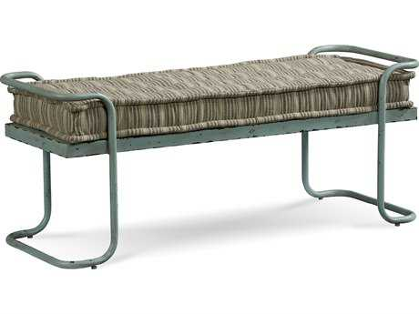 ART Furniture Epicenters Factory Blue Accent Bench