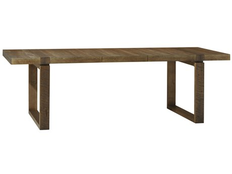 A.R.T. Furniture Epicenters Reclaimed Pallet 83''L x 41''W Rectangular Dining Table
