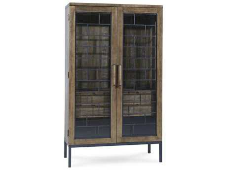 ART Furniture Epicenters Reclaimed Pallet China Cabinet