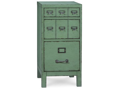 A.R.T. Furniture Epicenters Factory Green Williamsburg Accent Cabinet