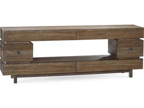 ART Furniture Epicenters Reclaimed Pallet 80''L x 16''W Entertainment Console