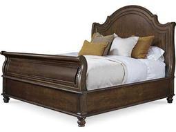 ART Furniture La Viera 18th Century Cherry Eastern King Size Sleigh Bed