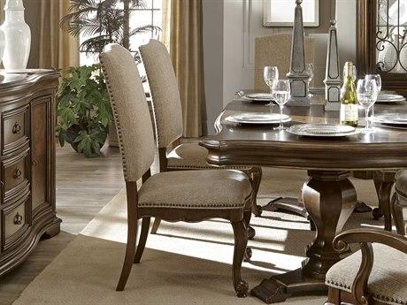 ART Furniture La Viera 18th Century Cherry Dining Side Chair