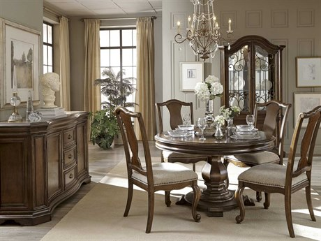 A.R.T. Furniture La Viera Traditional Dining Set