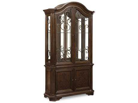 ART Furniture La Viera 18th Century Cherry China Cabinet (OPEN BOX)