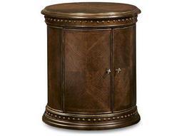 ART Furniture La Viera 18th Century Cherry 25'' Wide Round Drum Table