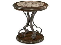 ART Furniture La Viera 18th Century Cherry 27'' Wide Round Pedestal Table