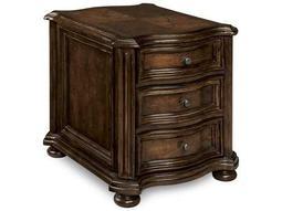 ART Furniture La Viera 18th Century Cherry 23''L x 27''W Rectangular End Table