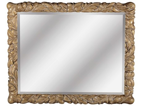 ART Furniture Pavilion Barley 36''W x 46''H Rectangular Wall Mirror