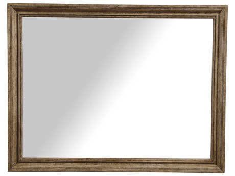 ART Furniture Pavilion Barley 44''Wide Square Wall Mirror