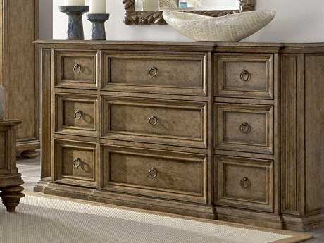 A.R.T. Furniture Pavilion Barley Double Dresser