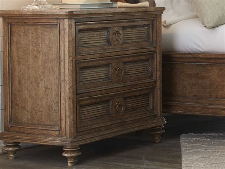 A.R.T. Furniture Pavilion Barley 32.5''W x 19''D Rectangular Nightstand