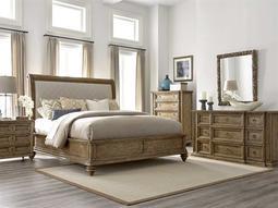 A.R.T. Furniture Pavilion Sleigh Bedroom Set