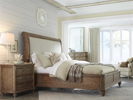 A.R.T. Furniture Pavilion Sleigh Bedroom Set