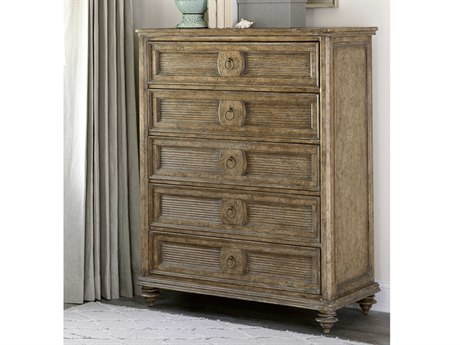 A.R.T. Furniture Pavilion Barley 44''W x 19''D Chest of Drawers