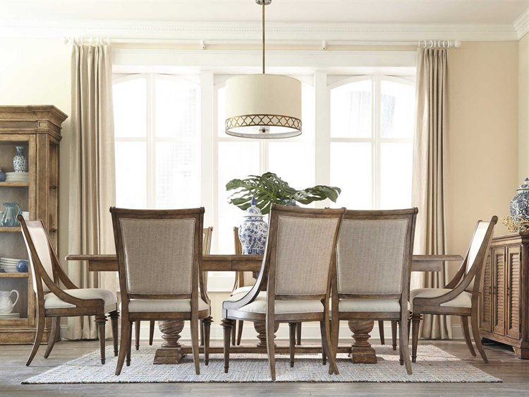 informal dining room | A.R.T. Furniture Pavilion Traditional Casual Dining Room ...