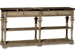 ART Furniture Pavilion Gypsum 65''L x 15''W Rectangular Console Table