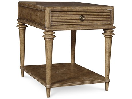 A.R.T. Furniture Pavilion Barley 22.5''L x 29''W Rectangular End Table