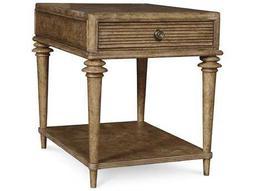 ART Furniture Pavilion Barley 22.5''L x 29''W Rectangular End Table