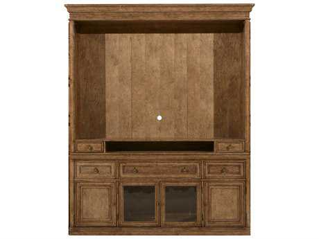 ART Furniture Pavilion Barley Entertainment Center Set