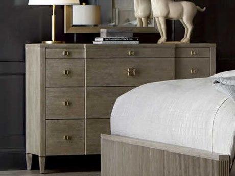 A.R.T. Furniture Cityscapes Ellis Stone Nine-Drawers Triple Dresser