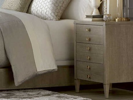 A.R.T. Furniture Cityscapes Ellis Stone 24''W x 28''D Nightstand