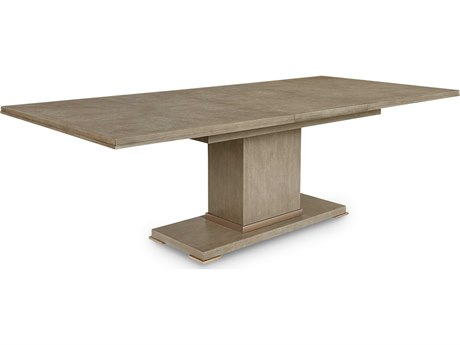 A.R.T. Furniture Cityscapes Bedford Stone 76''L x 46''W Rectangular Dining Table
