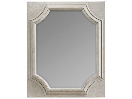 A.R.T. Furniture Arch Salvage Searless Mist 48''W x 40''H Square Wall Mirror