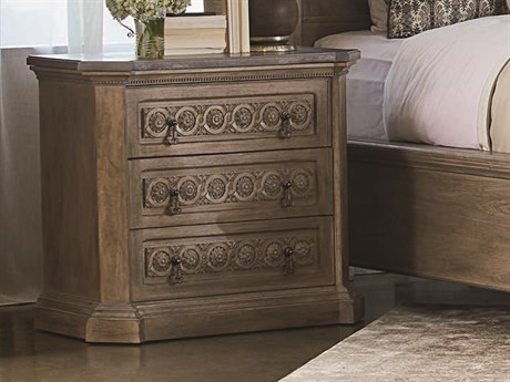 A.R.T. Furniture Arch Salvage Parch 3 Drawers Nightstand AT2331422802