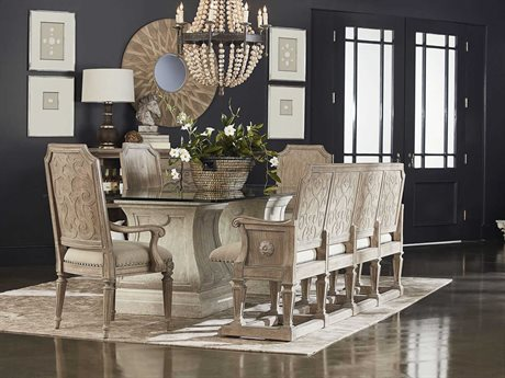 A.R.T. Furniture Arch Salvage Dining Room Set