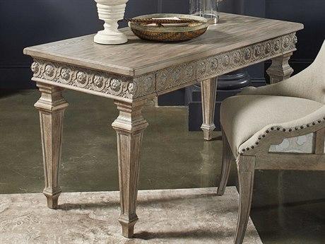 A.R.T. Furniture Arch Salvage Gabriel Parch 58''L x 27''W Rectangular Writing Desk