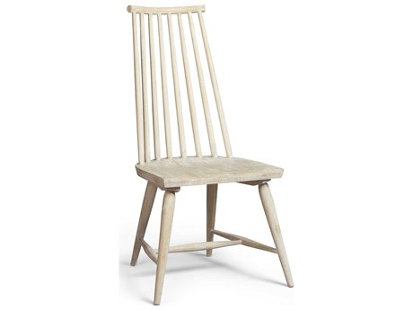 A.R.T. Furniture Epicenters Austin Spoke Spindle Bisque Dining Side Chair