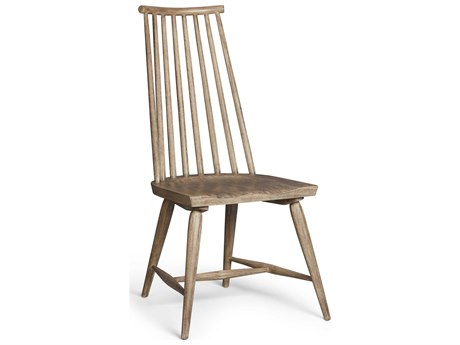 A.R.T. Furniture Epicenters Austin Spindle Grey Elm Dining Side Chair