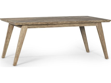 A.R.T. Furniture Epicenters Austin Rosedale Grey Elm 76''L x 40''W Rectangular Dining Table