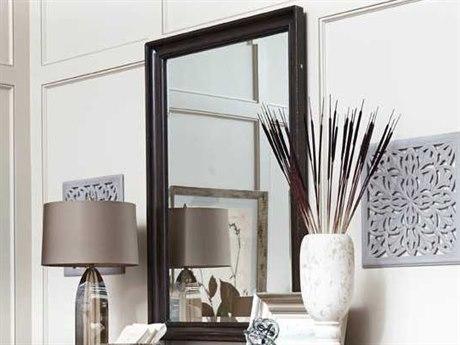 A.R.T. Furniture Continental Vintage Melange 50''W x 34.5''H Rectangular Landscape Mirror