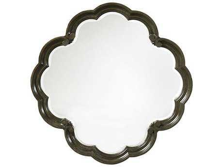 ART Furniture Continental Vintage Melange 42'' Wide Round Wall Mirror