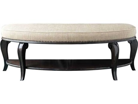A.R.T. Furniture Continental Vintage Melange Accent Bed Bench