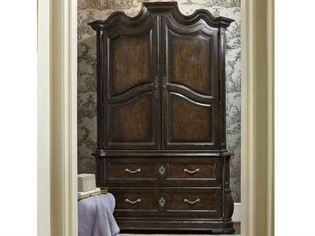 A.R.T. Furniture Continental Vintage Melange Armoire