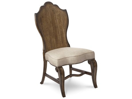 A.R.T. Furniture Continental Weathered Nutmeg Dining Side Chair (Sold in 2)
