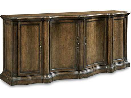 ART Furniture Continental Weathered Nutmeg 88''L x 24''W Rectangular Sideboard