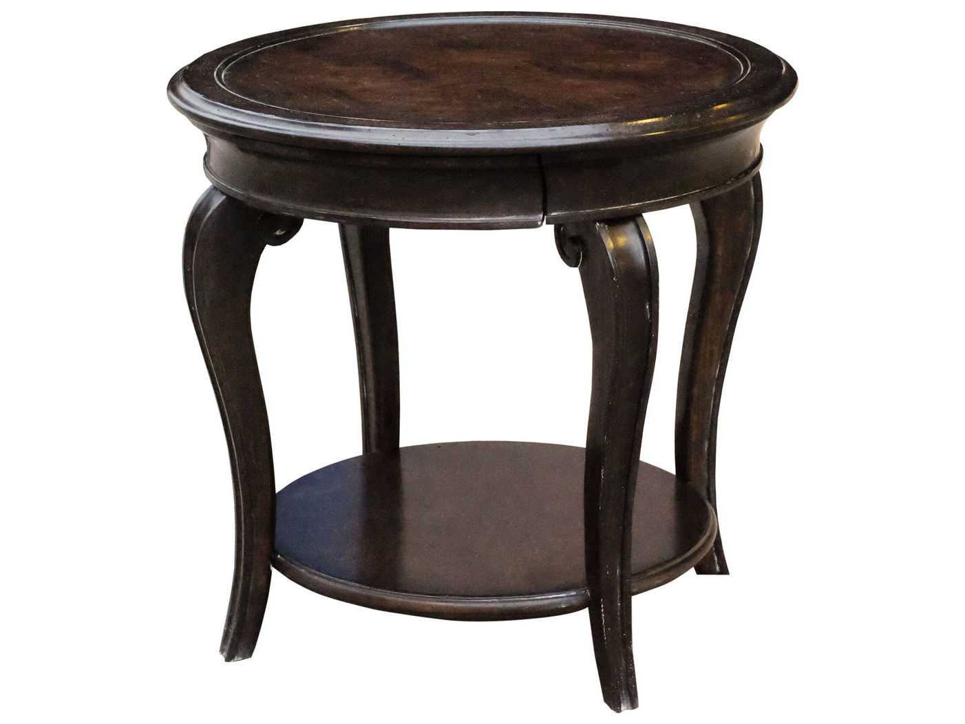 Art furniture continental vintage melange 28 5 39 39 wide for Wide side table