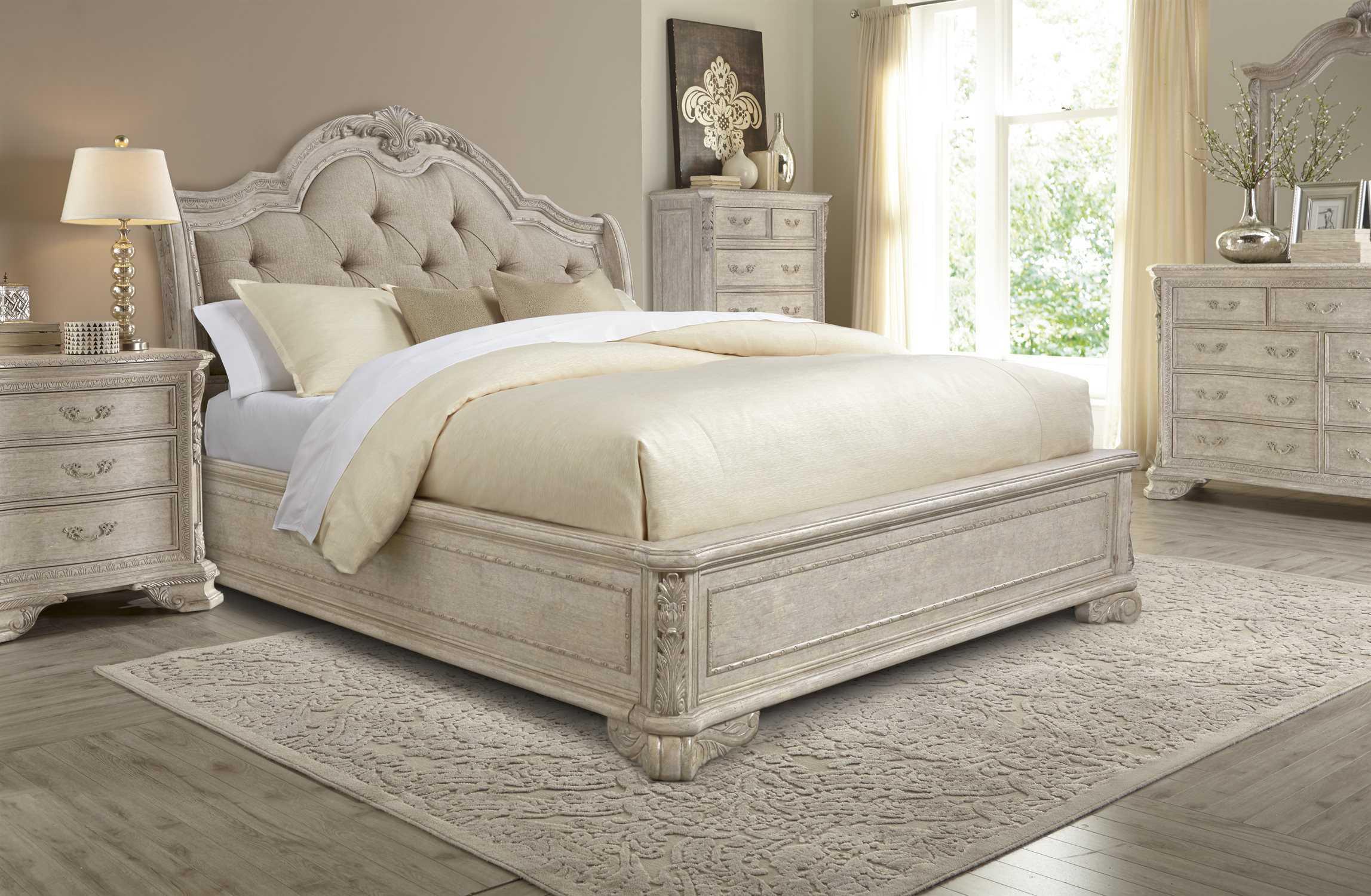 A R T Furniture Renaissance Platform Bedroom Set
