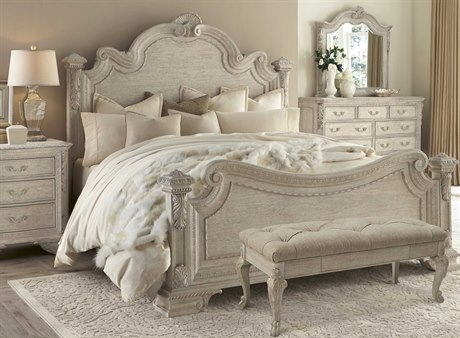 A.R.T. Furniture Renaissance Estate Panel Bedroom Set