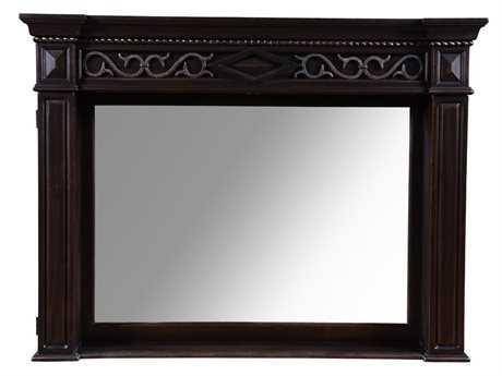 A.R.T. Furniture Marbella Noir 58 x 44 Landscape Mirror