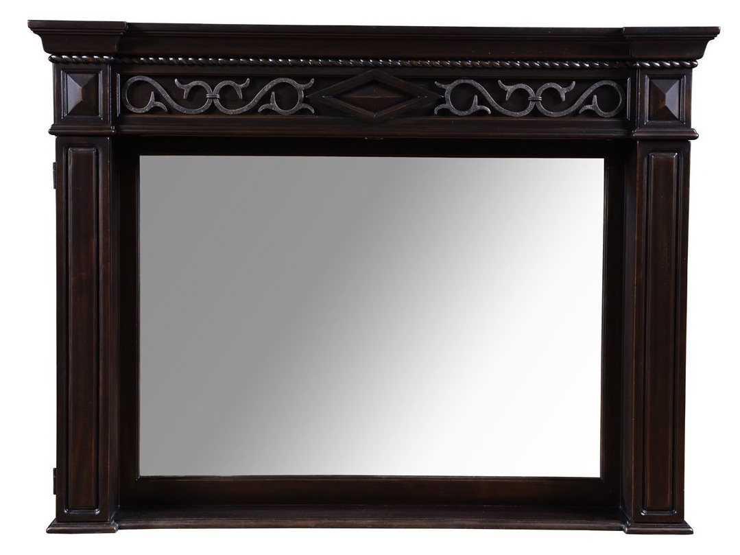 A R T Furniture Marbella Noir Bedroom Set