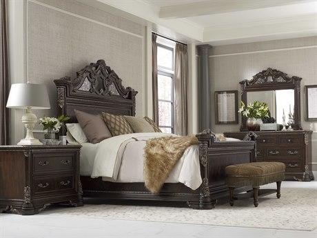 A.R.T. Furniture Gables Sleigh Bedroom Set
