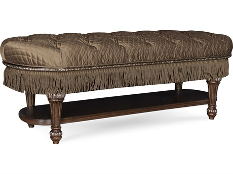 A.R.T. Furniture Gables 18th Century Cherry Accent Bench