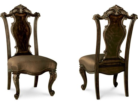 A.R.T. Furniture Gables 18th Century Cherry Dining Side Chair (Sold in 2)